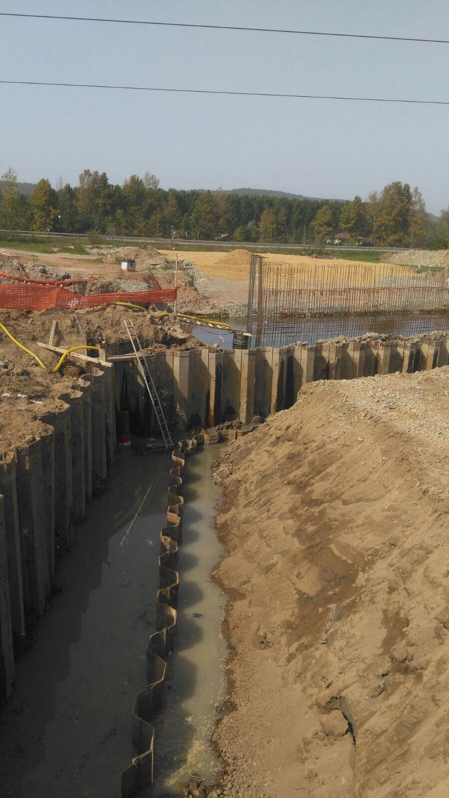 Hendek II.Organize - E5 Arası Bağlantı Yolu Köprü İnşaatı